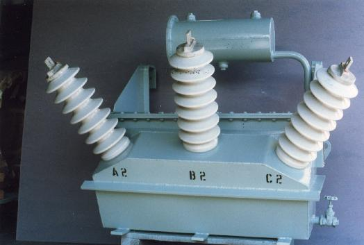Outdoor voltage transformers and current to kv